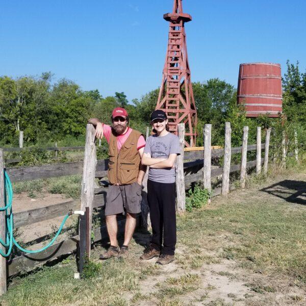 Pioneer Farms Windmill
